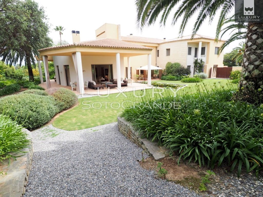 Exclusive Property for Sale in Sotogrande Costa