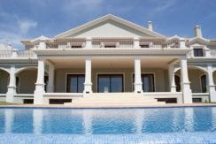 Magnificent front line golf Villa for sale in Sotogrande La Reserva