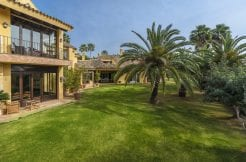 Magnificent family Villa for sale in Sotogrande