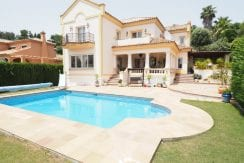 Beautiful 4 Bedroom detached Villa for Sale, with great views in Sotogrande