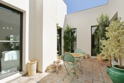 Spectacular villa in Las Cimas with stunning sea and golf views.